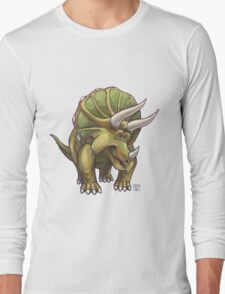 Animal Parade Triceratops Long Sleeve T-Shirt
