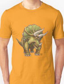 Animal Parade Triceratops Unisex T-Shirt