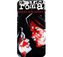 HISTORY ROMANTIC by my chemical romance iPhone Case/Skin