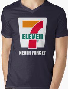 7 11 never forget Mens V-Neck T-Shirt