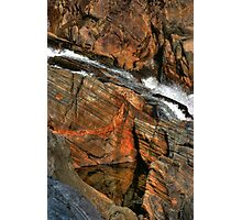 Livermore RockColors Photographic Print
