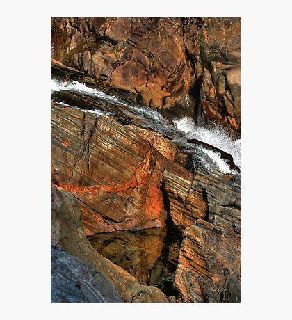 Livermore RockColors Photographic Print