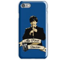 Doctor Who - My first Doctor (Who) Second 2nd Patrick Troughton iPhone Case/Skin