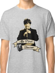 Doctor Who - My first Doctor (Who) Second 2nd Patrick Troughton Classic T-Shirt