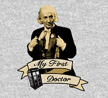 Doctor Who - My first Doctor (Who) First 1st William Hartnell Unisex T-Shirt