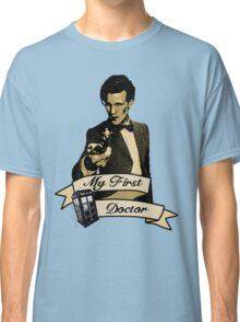 Doctor Who - My first Doctor (Who) Eleventh 11th Matt Smith Classic T-Shirt