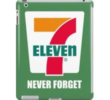 7 eleven Donald Trump iPad Case/Skin
