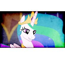 CELESTIA'S SMILE Photographic Print