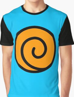 Uzumaki Clan Graphic T-Shirt