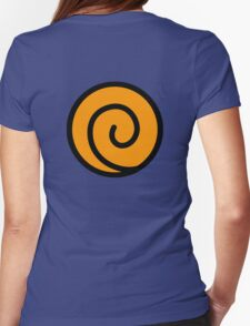 Uzumaki Clan Womens Fitted T-Shirt