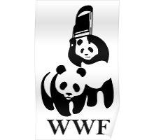 WWF WTF Parody 1 Poster