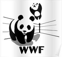 WWF WTF Parody 2 Poster