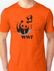 WWF WTF Parody 2 T-Shirt
