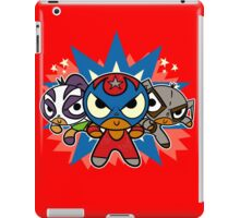 Mucha Luchapuff iPad Case/Skin
