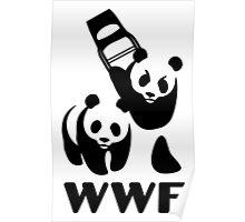 WWF WTF Parody 4 Poster
