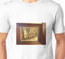 General Burnside Mansion , Benefit St . Providence RI Unisex T-Shirt
