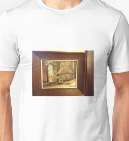 General Burnside Mansion , Benefit St . Providence RI Unisex T-Shirt