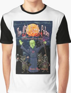 The NSA Puzzle Palace of Doom Graphic T-Shirt