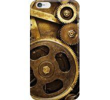 Mechanic Gears iPhone Case/Skin
