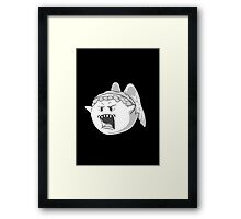 Weeping Boo Framed Print