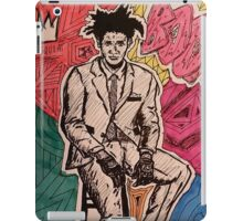 Jean-Michel Basquiat  iPad Case/Skin
