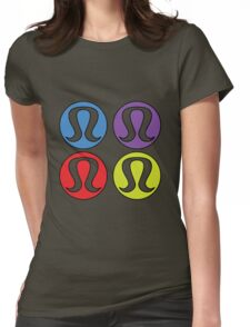 lu4 Womens Fitted T-Shirt