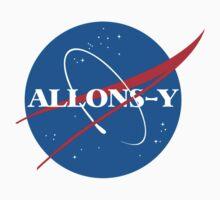Allons-y NASA logo by ibx93
