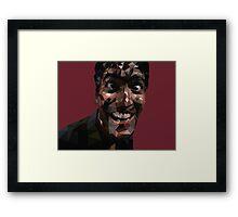 Ashley J. Williams (The Evil Dead) Framed Print