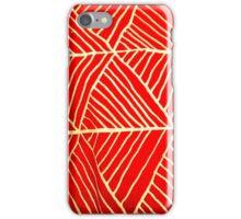 Tiwi textile iPhone Case/Skin