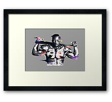 Bo Jackson- Raiders Framed Print
