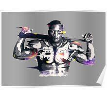 Bo Jackson- Raiders Poster