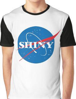 Shiny - NASA logo Graphic T-Shirt