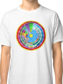Periodic Table of Elements - Ring Classic T-Shirt