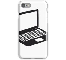 laptop notebook tablet computer pc mobile screen iPhone Case/Skin
