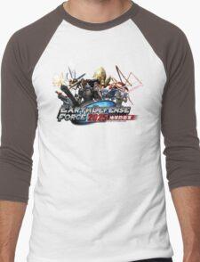 EDF - Earth Defense Force 2025  Men's Baseball ¾ T-Shirt