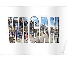 Wigan Poster