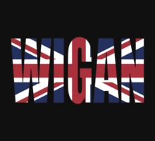 Wigan. One Piece - Short Sleeve