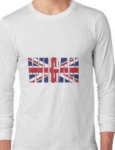 Wigan. Long Sleeve T-Shirt