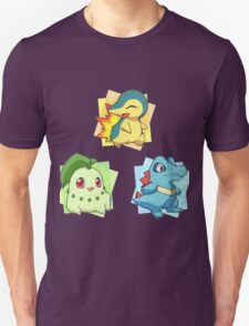 Pokemon trio T-Shirt