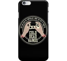 Cold Dead Hands - Playstation iPhone Case/Skin