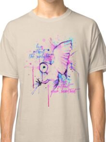 Live Without The Sunlight Owl Classic T-Shirt
