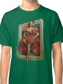 Pin-up Mirror Classic T-Shirt