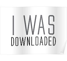 i was downloaded Poster