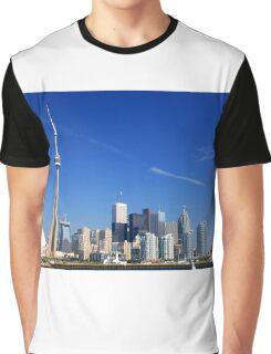 Toronto Skyline. Graphic T-Shirt
