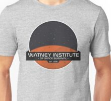 Mark Watney Institute - The Martian Unisex T-Shirt