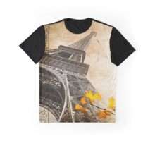 Tower eiffel Graphic T-Shirt