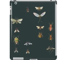 Creepy crawlies: Organised  iPad Case/Skin