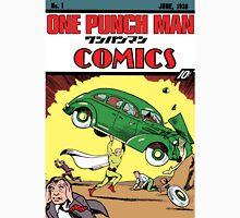 One Punch Man Action Comics Unisex T-Shirt