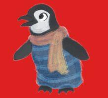 Cute Penguin Baby Tee