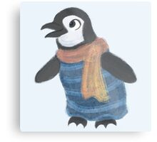 Cute Penguin Metal Print